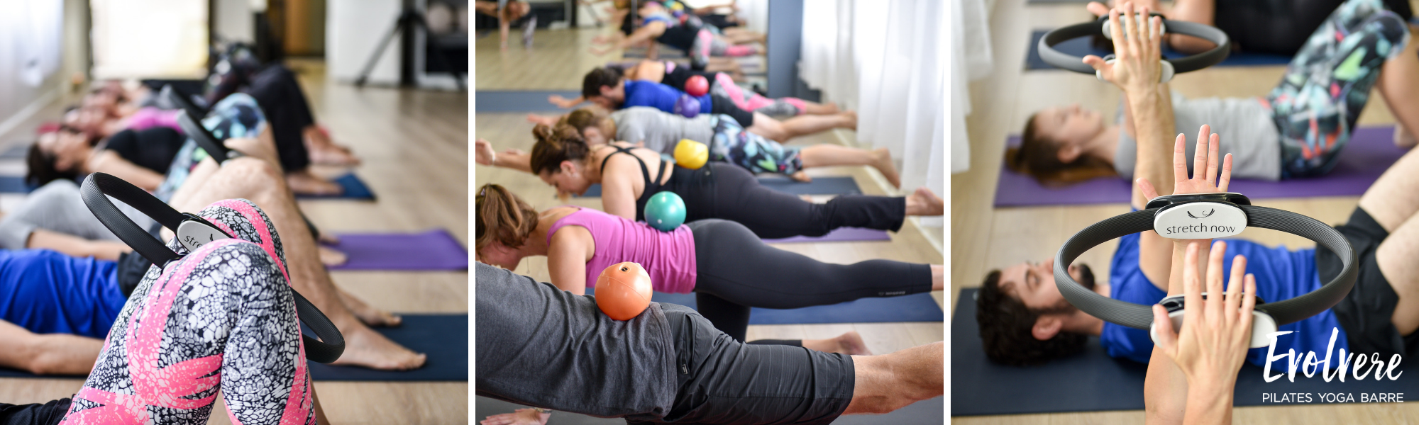 Pilates classes in Lane Cove at Evolvere Pilates Yoga Barre studio