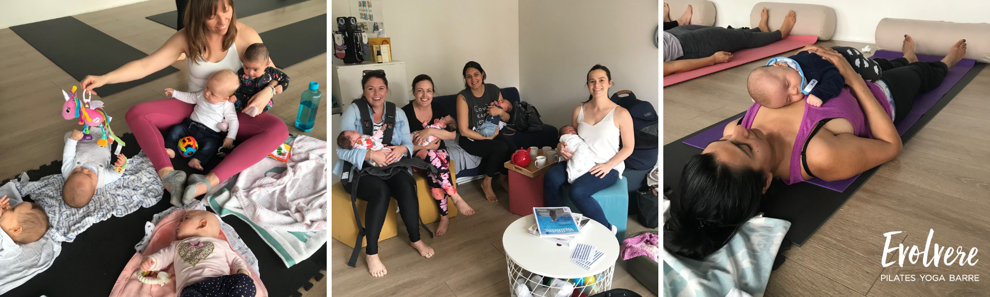 Mothers Village in Lane Cove to connect and feel supported