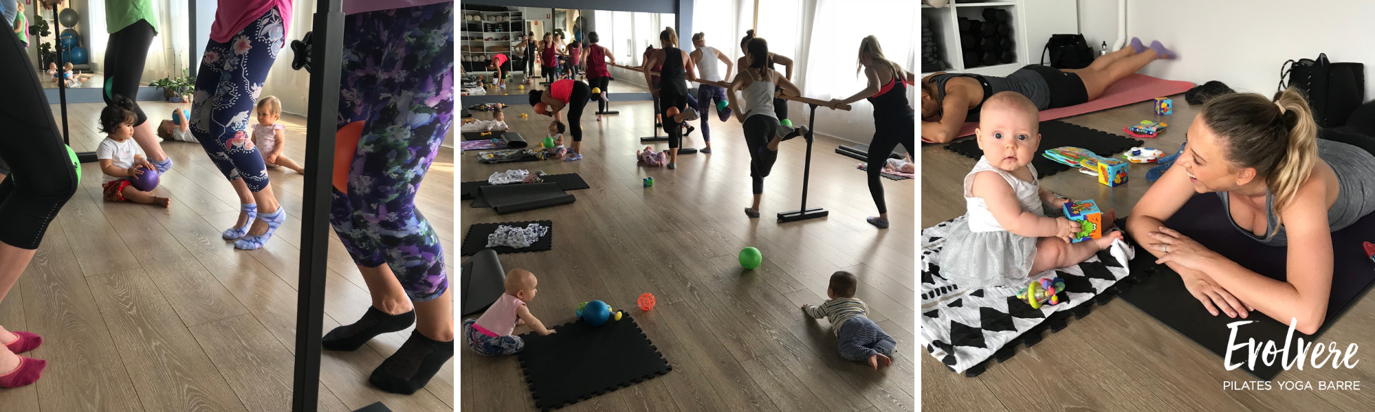Postnatal exercise in Lane Cove at Evolvere