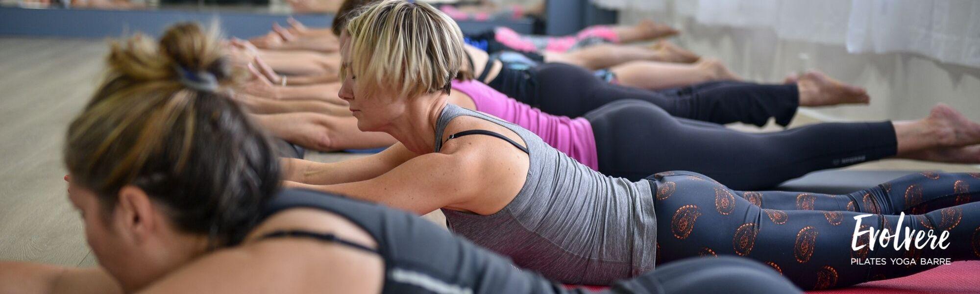 Barre classes in Lane Cove Sydney at Evolvere Pilates Yoga Barre boutique studio