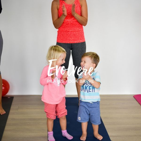 Yoga for Kids and Teens and the whole family at Evolvere in Lane Cove