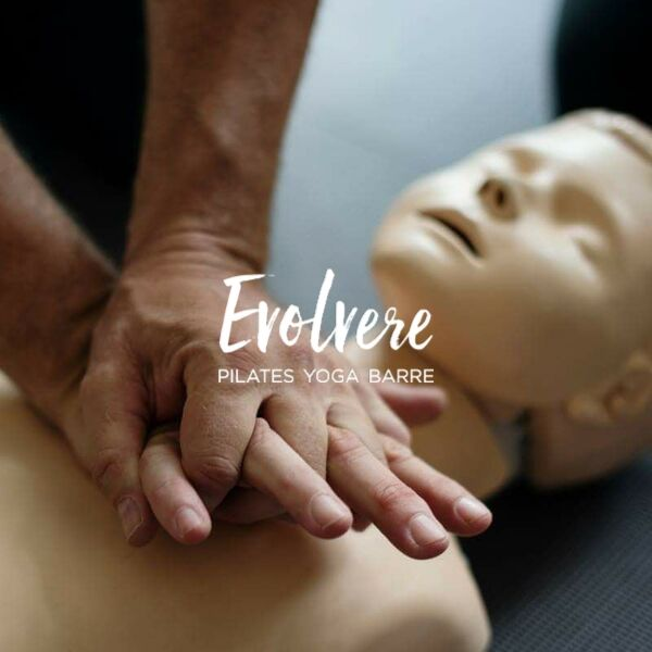 Safe lives by knowing First Aid and CPR LANE COVE workshop at Evolvere