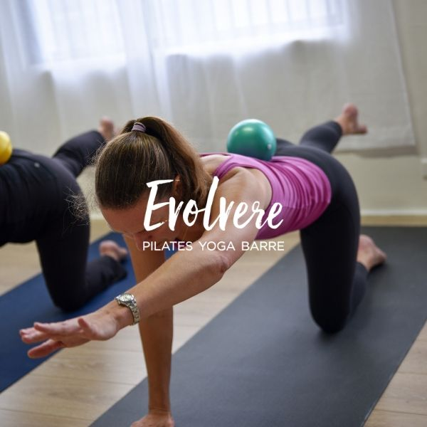 Pilates for core strength and pelvic floor strength at Evolvere in Lane Cove