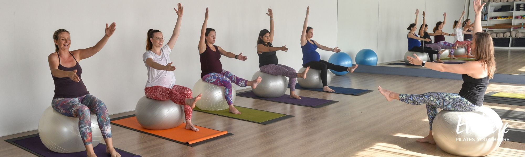 Pilates for back pain and pelvic floor strength during pregnancy at Evolvere in Lane Cove Sydney