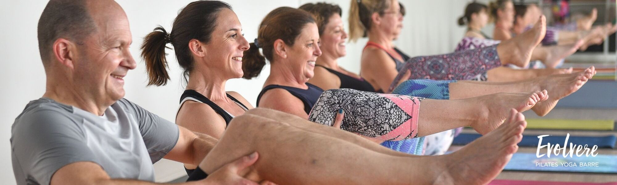best Barre classes in Lane Cove at Evolvere Sydney