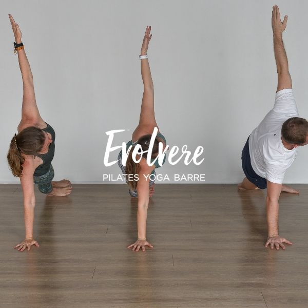 High intensity interval training at Evolvere in Lane Cove