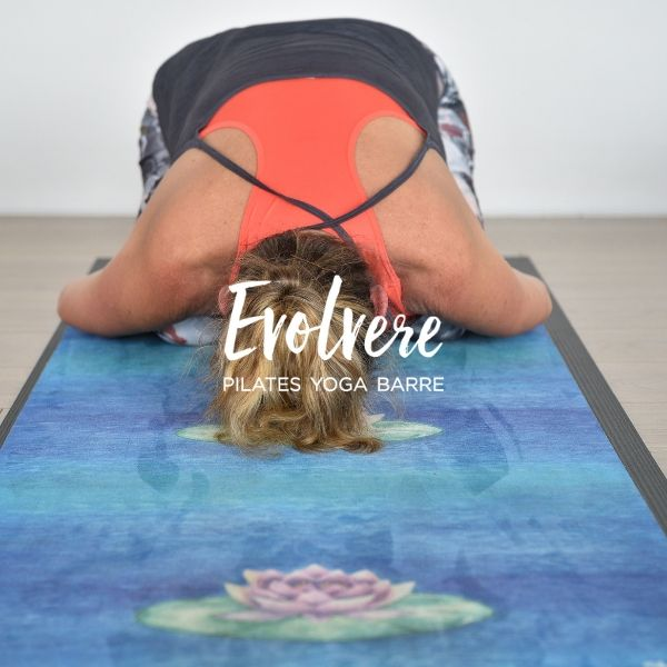 Yoga for anxiety and depression at Evolvere in Lane Cove