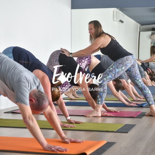 Yoga and Meditation classes at Evolvere  Yoga studio in Lane Cove North Shore Sydney