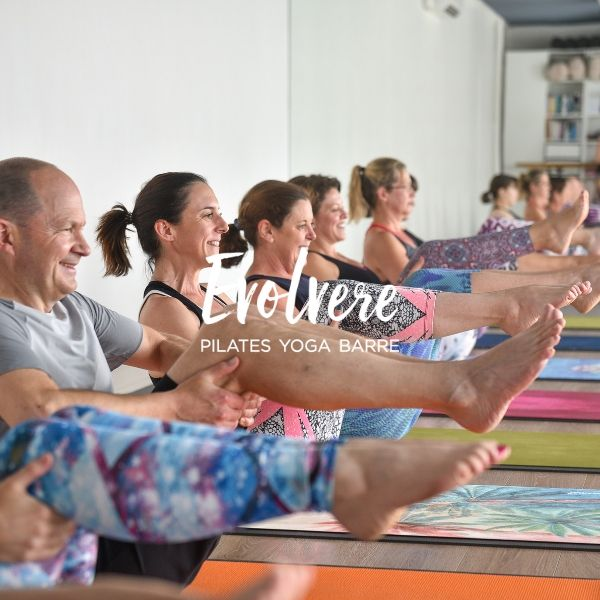 Vinyasa Yoga at Evolvere in Lane Cove